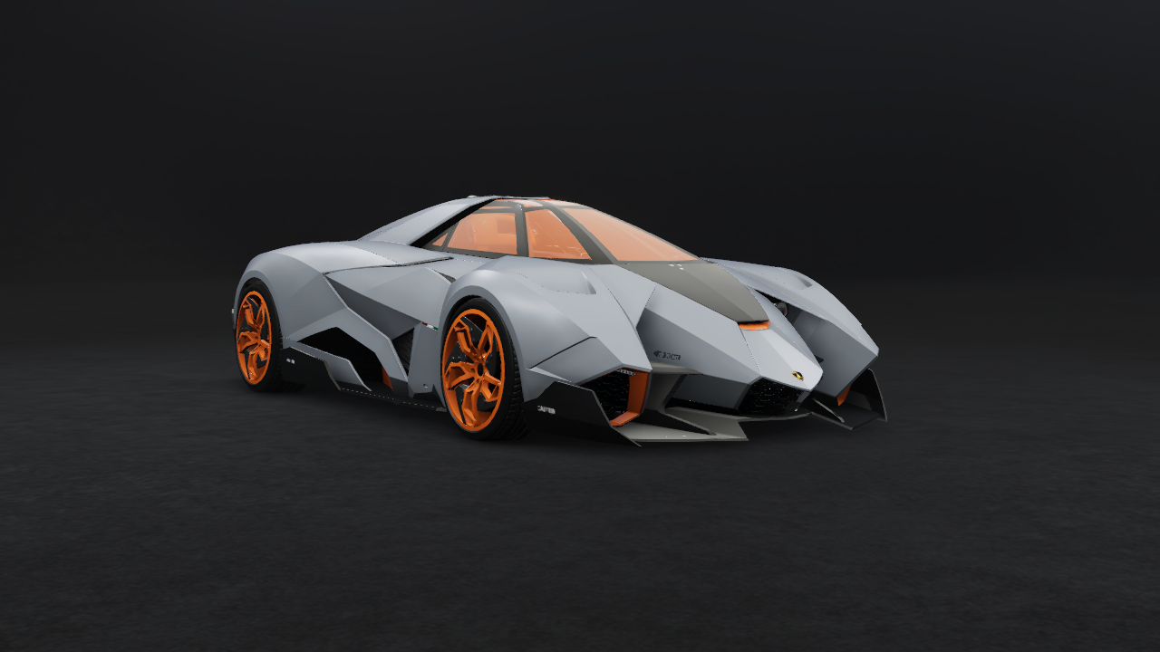 Lamborghini Egoista The Crew Wiki Fandom Powered By Wikia