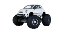 ABARTH 500 Monster Truck - The Crew 2