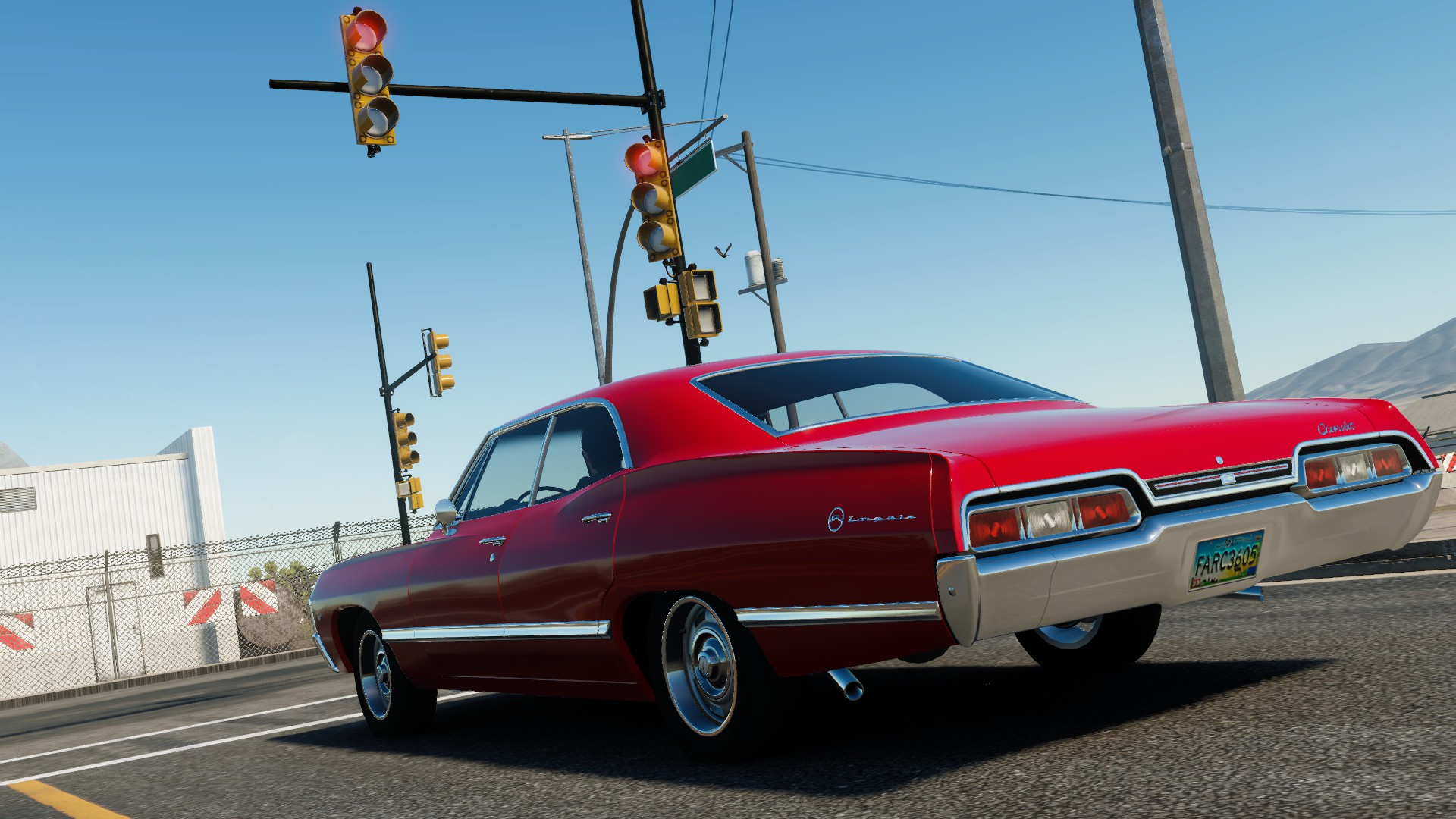 1967 Chevrolet Impala Sport Sedan   THE CREW Wiki   FANDOM powered ...