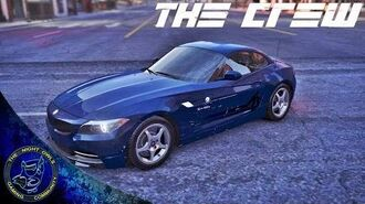 The Crew (PC) Breakin The Law BMW Z4 SDrive 351S 2011 (60FPS)