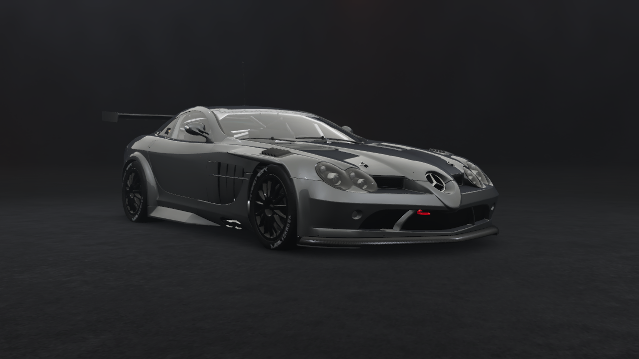 Mercedes Benz Slr Mclaren 722 Gt The Crew Wiki Fandom Powered By