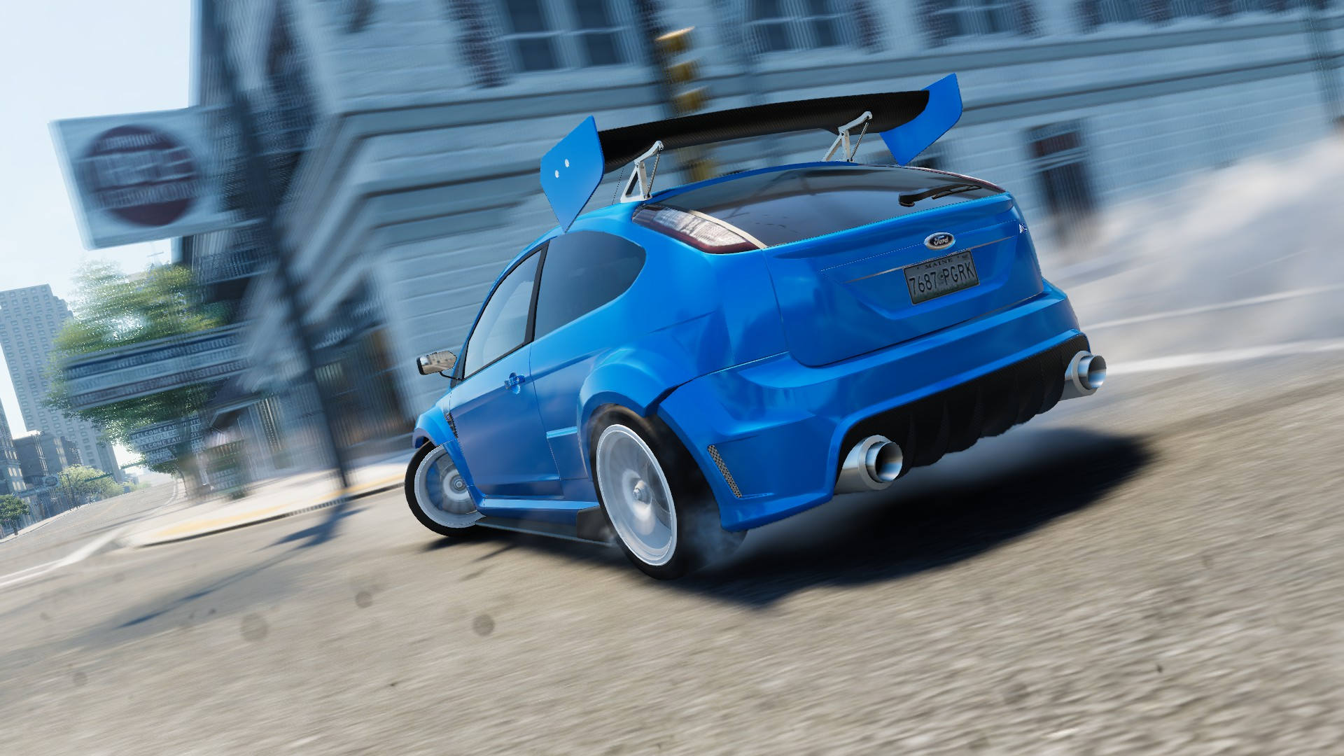 Image Ford Focus Rs Drift Jpg The Crew Wiki Fandom Powered By