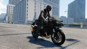 Kawasaki Ninja H2 FULL