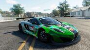 McLaren 12C CIRCUIT