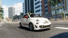 Abarth 500 FULL