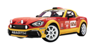 Abarth 124 Rally - The Crew 2