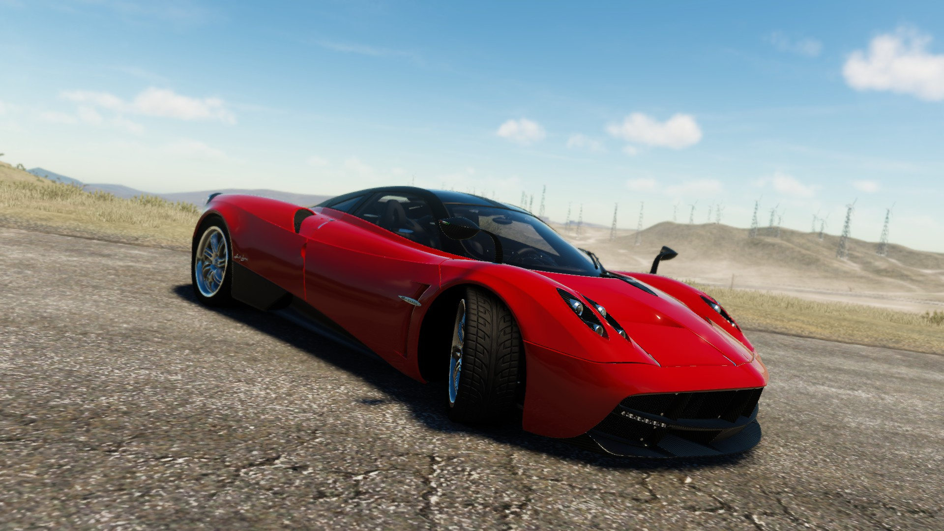Pagani Huayra The Crew Wiki Fandom Powered By Wikia