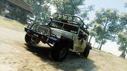 Hummer H1 DIRT