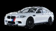 BMW M5 Drift Edition