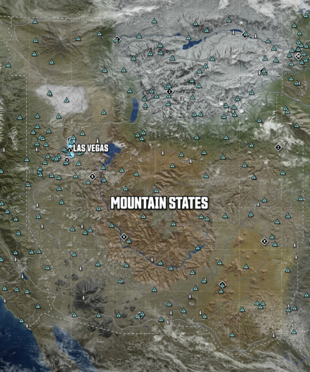 Mountain States | THE CREW Wiki | FANDOM powered by Wikia on grand theft auto: san andreas map, dragon age: inquisition map, the sims 4 map, watch dogs map, microsoft windows map, escape dead island map, assassin's creed unity map, midtown madness map, bound by flame map, mortal kombat x map, smokey and the bandit map, forza horizon map, gta 5 map, everybody's gone to the rapture map, lego the hobbit map, hyrule warriors map, star wars the old republic map, lords of the fallen map, contrast map, need for speed rivals map,
