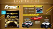 Digital Gold Edition - The Crew 2