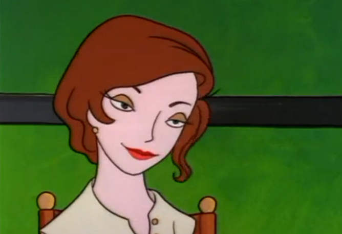 Valerie Fox | The Critic Wiki | FANDOM powered by Wikia