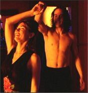Eric draven and shelley webster