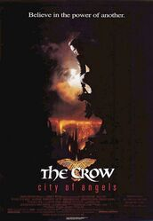 The Crow - City of Angels poster