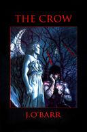 The Crow comic book original cover