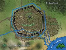 Map of Basilisk city 2