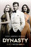 Dynasty (2017) poster