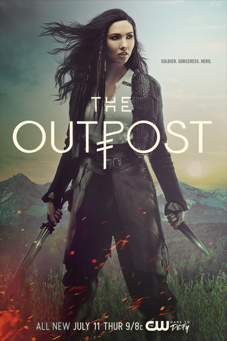 The Outpost – Season 2 Hindi Complete Netflix WEB Series 480p | 720p WEB-DL
