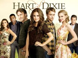 Hart of Dixie cast member