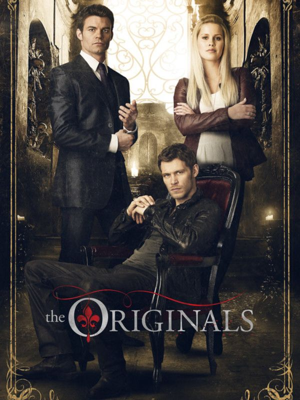 The Originals The Cw Wiki Fandom