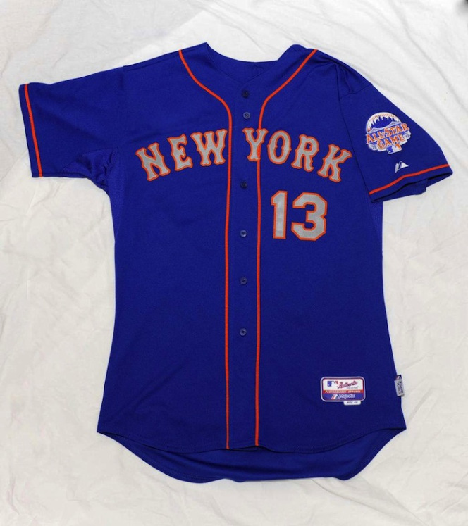 a9499a8f2 Logos and uniforms of the New York Mets