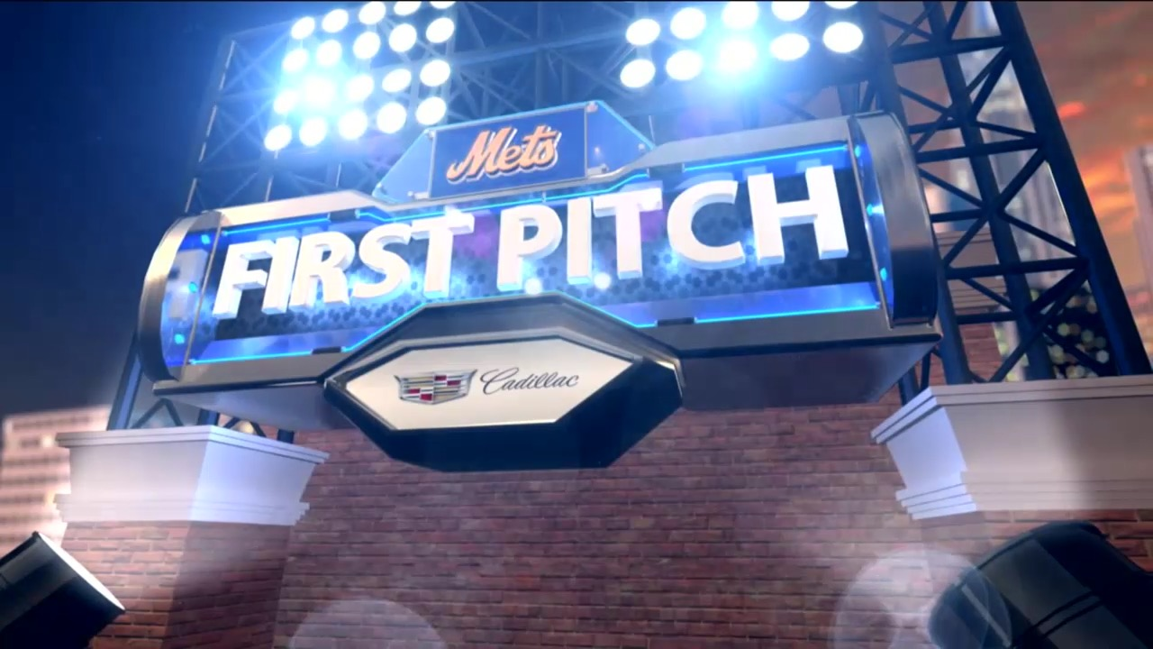 Mets first pitch