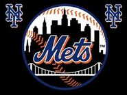 Alternate Mets Logo