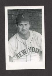 Harry Chiti (1962 Mets)