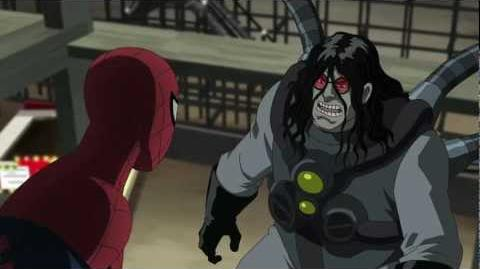 Ultimate Spider-Man - Exclusive Clip