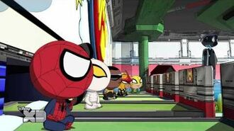 Ultimate Spider-Man - Itsy Bitsy Spider