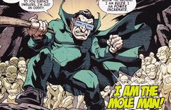 Mole Man USM 01