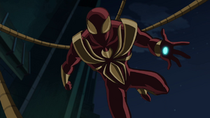 Iron Spider Armor