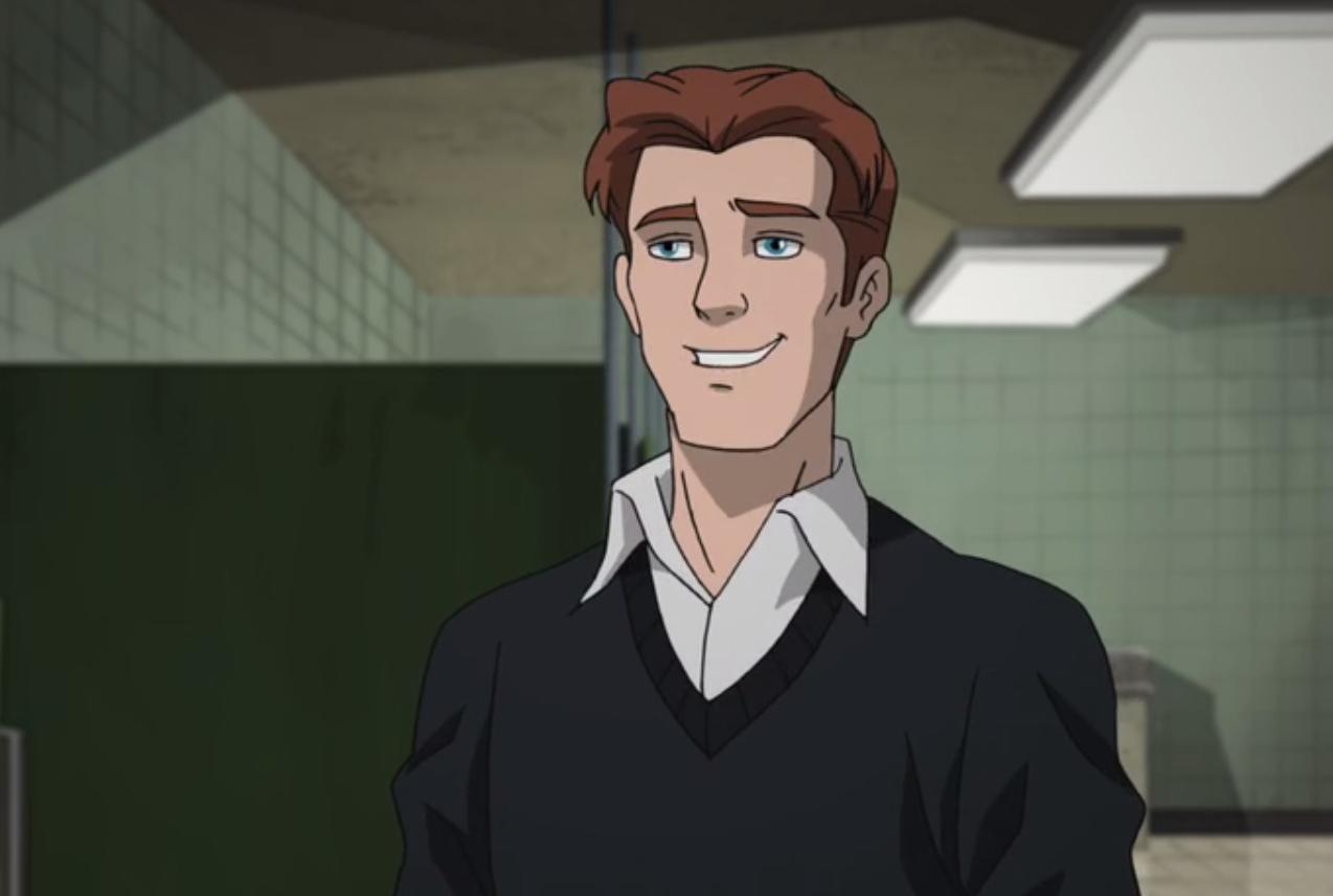 patrioteer ultimate spider man animated series wiki fandom