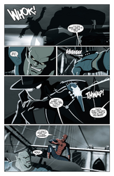 The Spider-Verse (Part 2) (Issue 2) Preview Page 3
