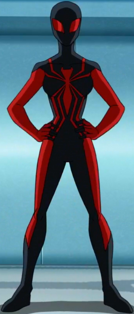 Spider-Woman | Ultimate Spider-Man Animated Series Wiki