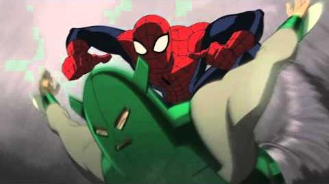 Ultimate Spider-Man Ep. 13 - Clip 1