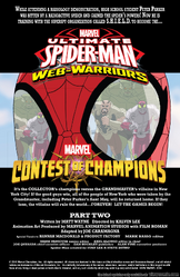 Contest of Champions (Part 2) (Issue 2) Preview Page 1