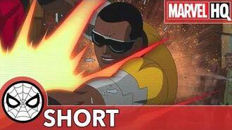S.H.I.E.L.D. Report Powerman Fury Files - Powerman aka Luke Cage, Part 2