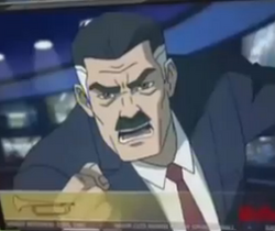 Ultimate John Jonah Jameson