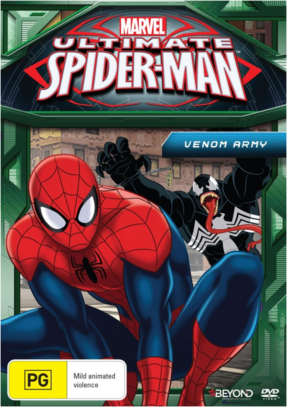 ultimate spider-man: venom army | ultimate spider-man animated