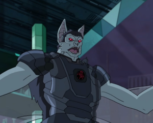 Michael Morbius (Earth-12041) from Ultimate Spider-Man (Animated Series) Season 4 13