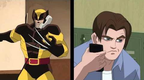 Ultimate Spider-Man Ep. 9 - Clip 1