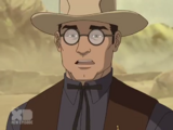 Ben Parker (Wild West Universe)