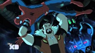 Ultimate Spiderman - The Sinister Six