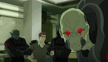 Doctor Octopus captured Harry
