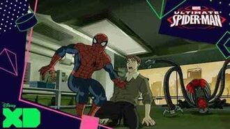 Ultimate Spider-Man Vs. The Sinister Six Hydra Attacks Official Disney XD UK-0