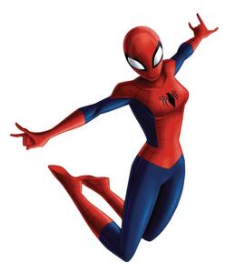 Spider-Girl keyart
