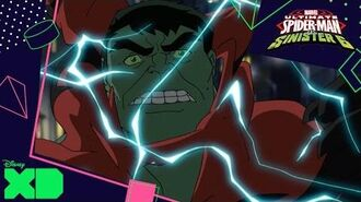 Ultimate Spider-Man Vs. The Sinister Six Carnage Hulk Official Disney XD UK