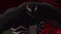Agent Venom (I hate the sound of a flicker clock)