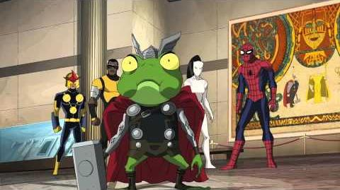 Ultimate Spider-Man - Geekmom Exclusive Clip